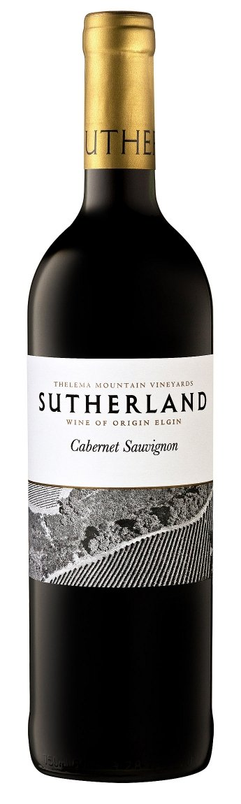 botella vino tinto sutherland