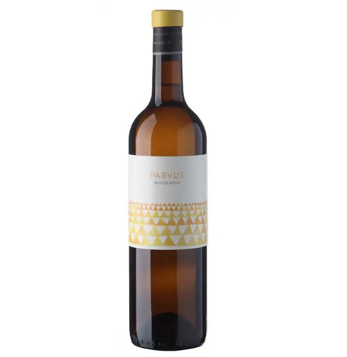 botella vino blanco parvus